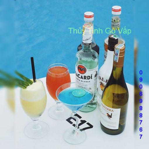 Ly Ocean Salsa Cocktail 210ml (Hộp 6 cái)