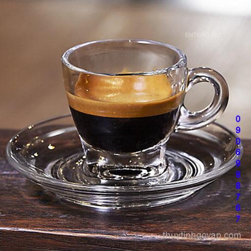 Bộ Tách CAFE ESPRESSO 70ml ( Đĩa + Tách )