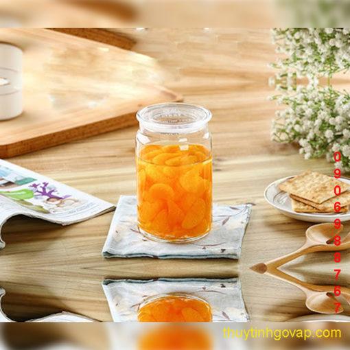 Hũ Thủy Tinh Classic Storage Jar 500ml | 750ml | 1000ml