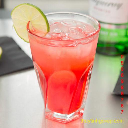 Ly Libbey Gibraltar Twist Beverage 355ml - Thủy tinh nhập khẩu cao cấp ở sài gòn và gò vấp, hcm