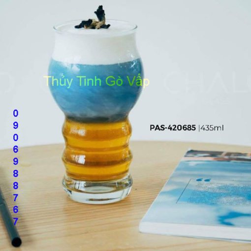 Ly Thủy Tinh Cao cấp Craft Beer 435ml (Hộp 6 cái)