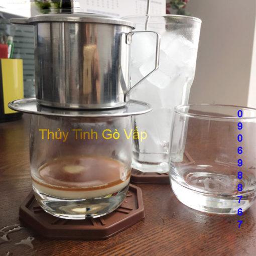 Ly Thủy Tinh Trứng 190ml (Hộp 12 cái)