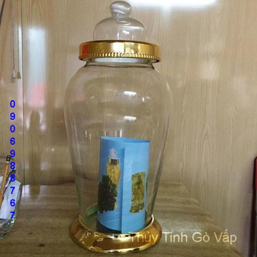 bình ngâm rượu các loại giá rẻ chất lượng uy tín ở thủy tinh gò vấp