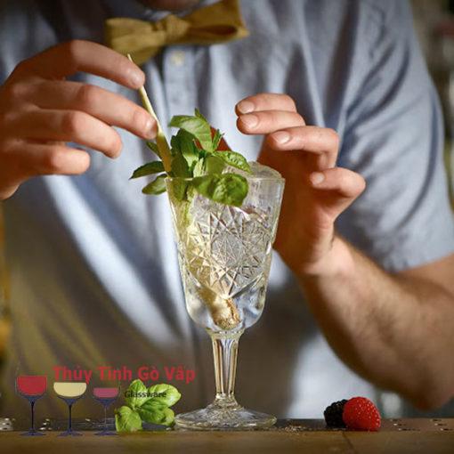 ly thủy tinh cao cấp libbey hobstar wine 300ml, ly xuất khẩu cao cấp giá rẻ tại sài gòn và hà nội
