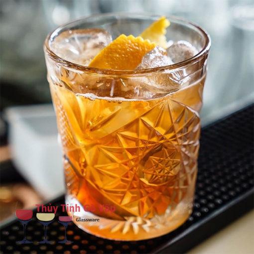 Ly thủy tinh uống rượu libbey hobstar shot glass nhập khẩu chính hãng cao cấp ở sài gòn và hà nội